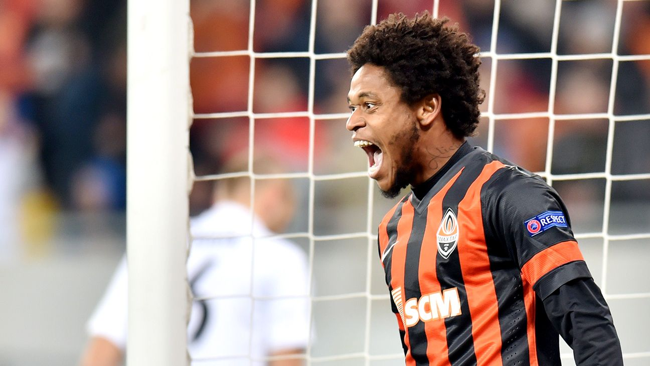 Luiz Adriano signs with AC Milan for five years ESPN FC