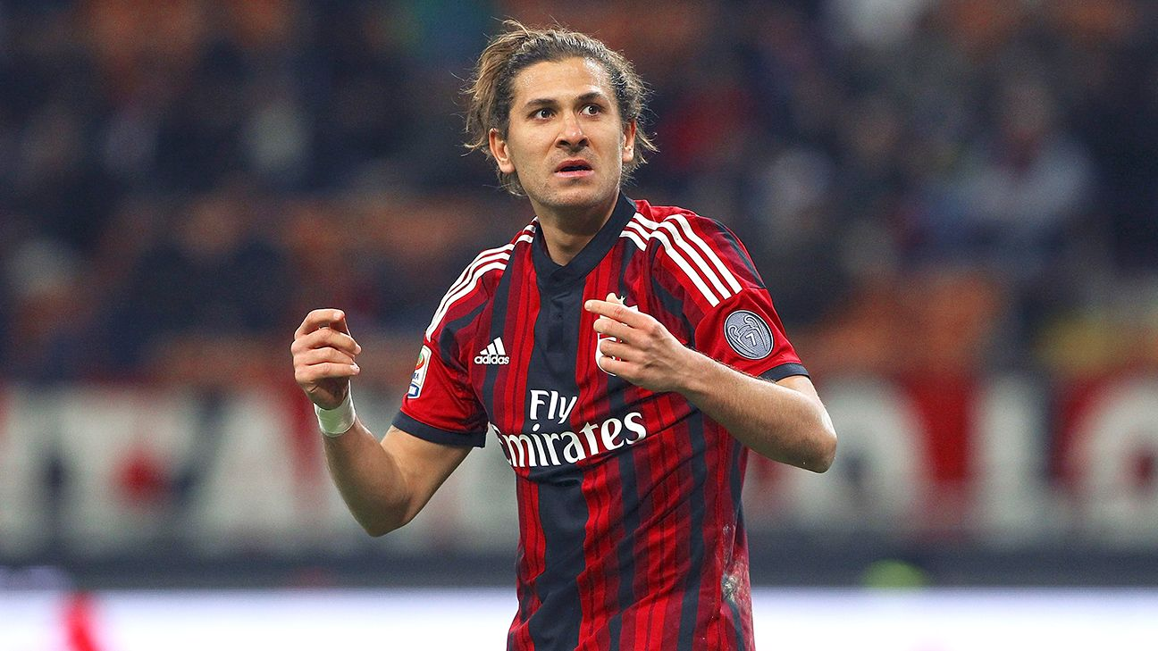 Alessio Cerci has made 11 appearances since joining Milan in January.