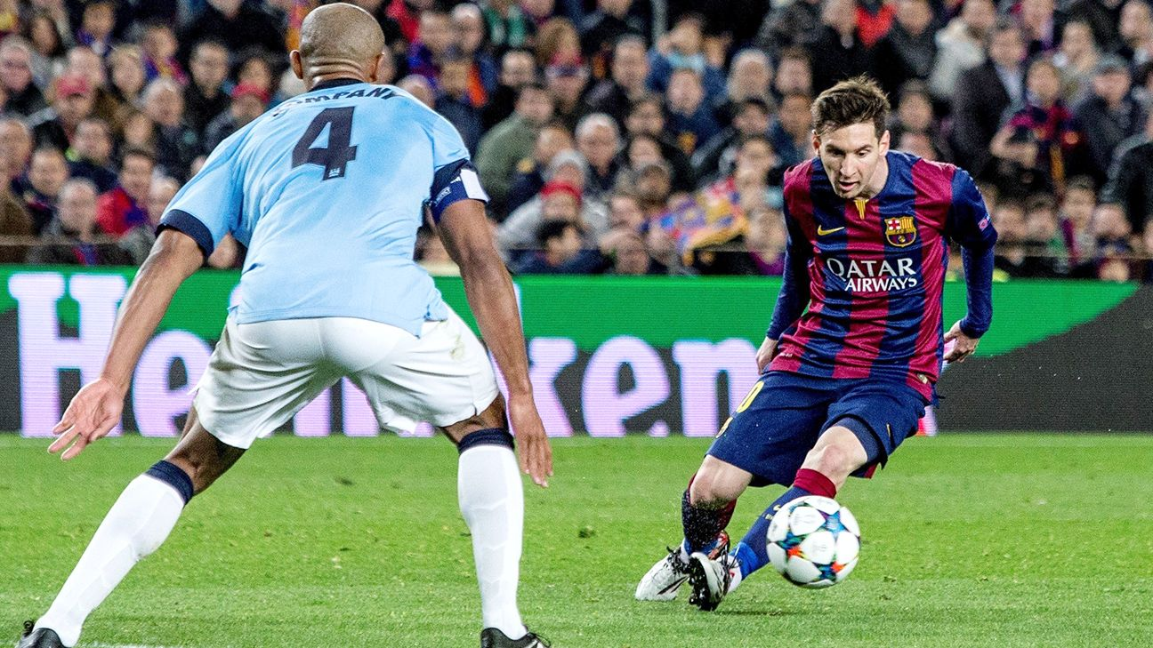 Manuel Pellegrini: Man City need to find another Lionel Messi