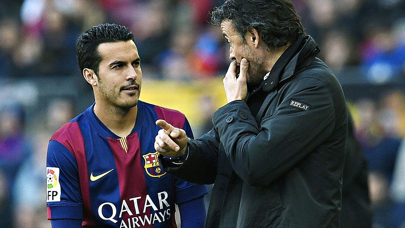 Says Barcelona Coach Luis