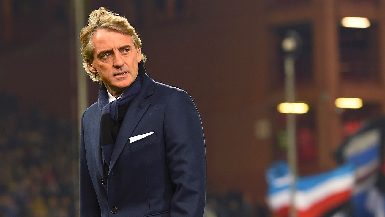 Atop the Serie A table, the pressure will be on Roberto Mancini's men to come home with all three points.