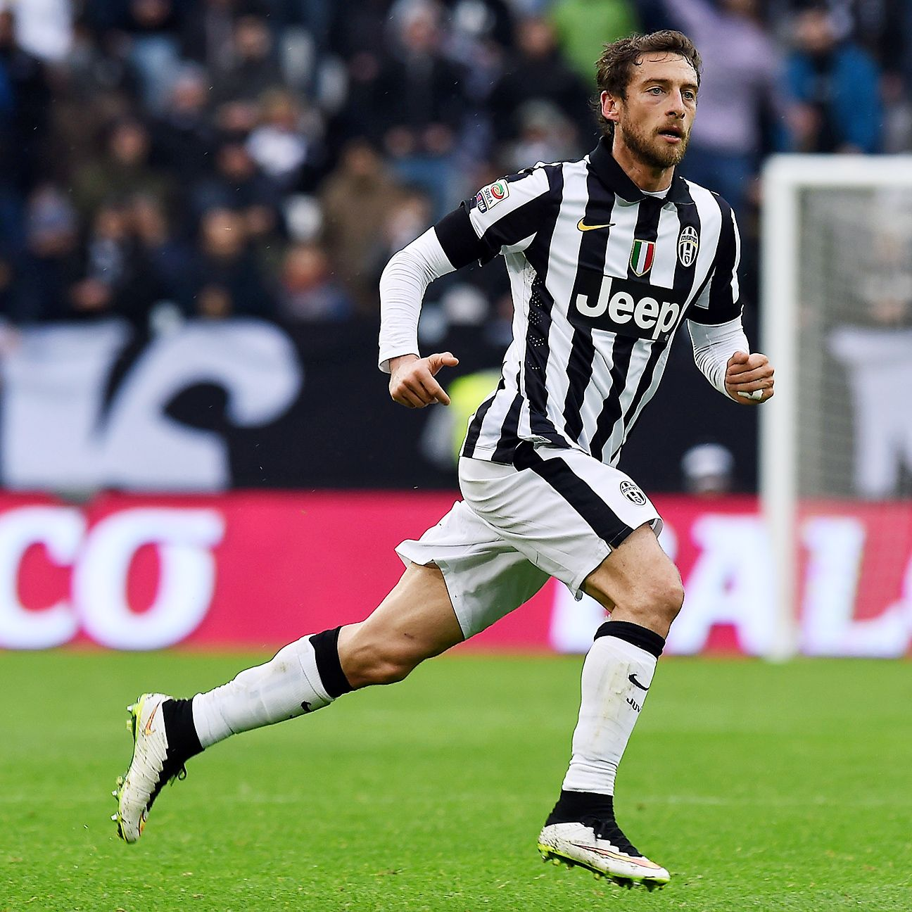 It is still unknown exactly how long Claudio Marchisio will be out of action for Juventus.