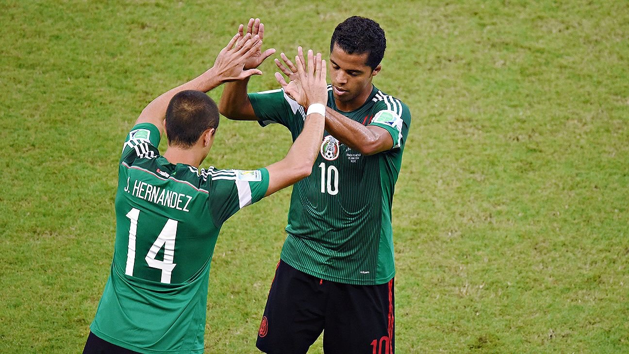 Mexico appear set to return to their legendary green jersey for this summer's Copa America.