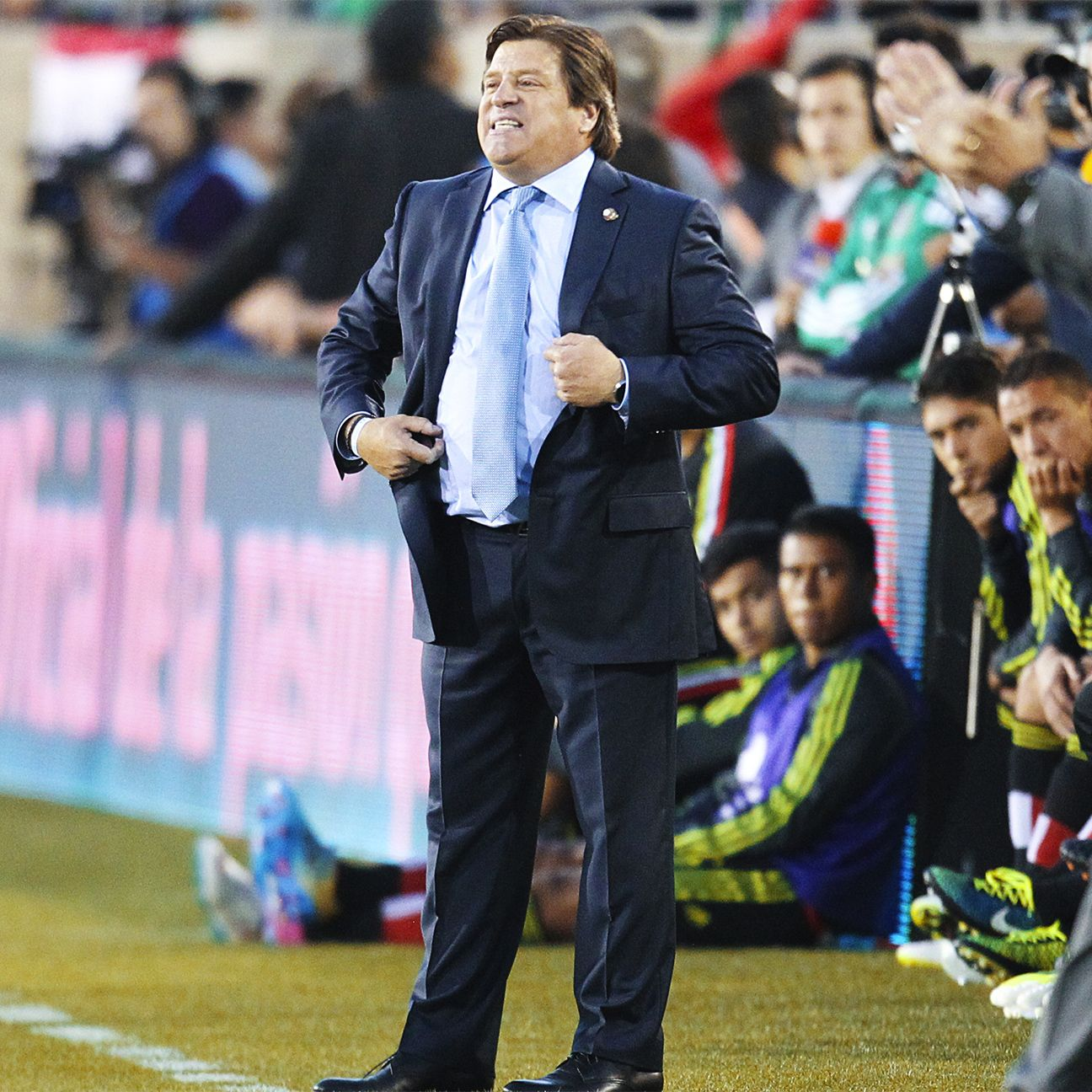 Miguel Herrera's charisma will be hard for any new Mexico coach to match.