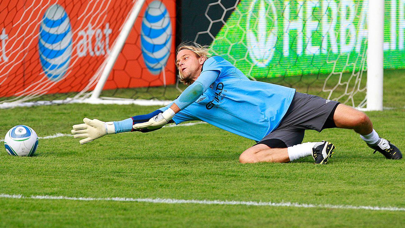 NYCFC signs goalkeeper Eirik Johansen from Manchester City ...