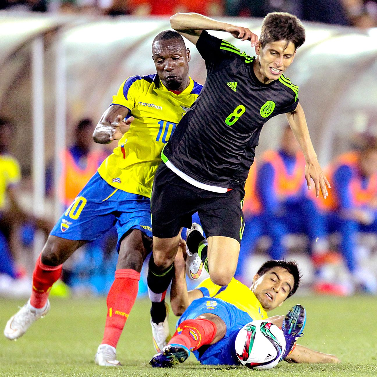 The speedy Jurgen Damm could prove to be a useful second half substitute for Mexico at the Gold Cup this summer.