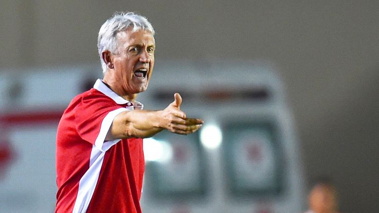 Spaniard Benito Floro has Canada poised to be a big factor at the Gold Cup.