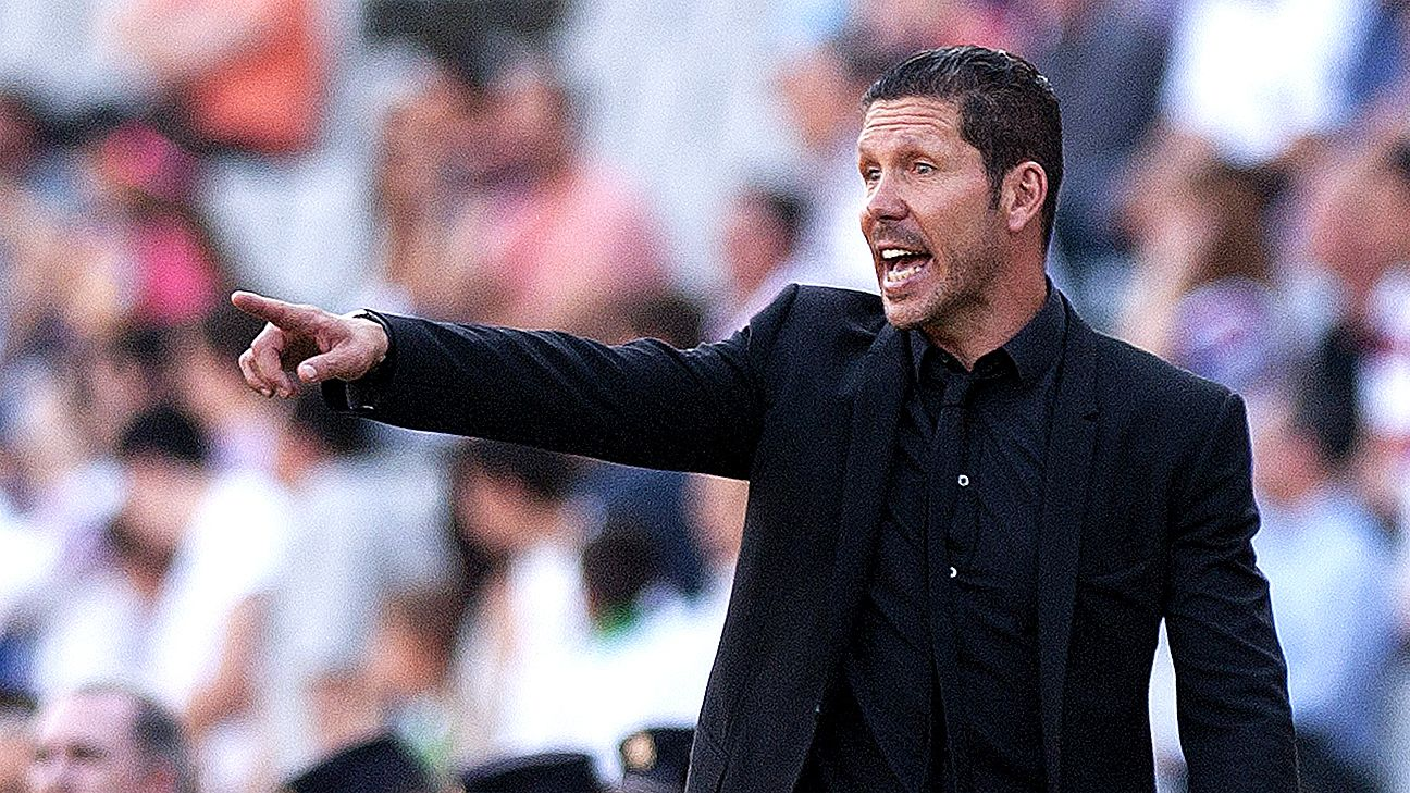With 29 points and just four back of Barcelona, Diego Simeone's Atletico Madrid are still very much in the thick of the La Liga title race.