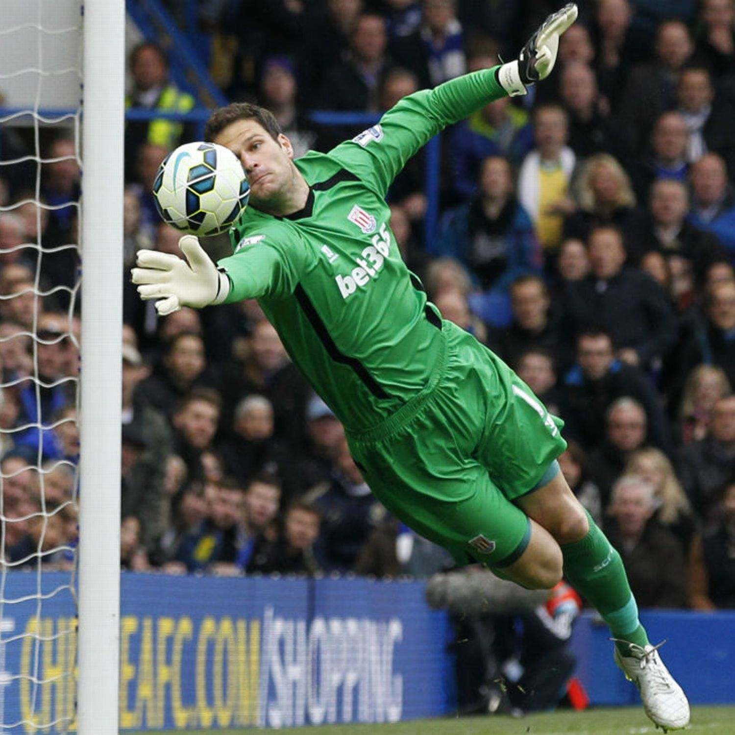 Chelsea Offer For Asmir Begovic Rejected By Stoke City