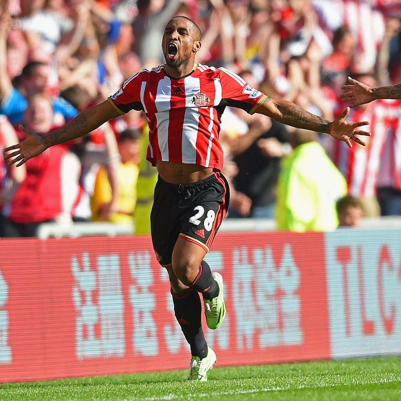Sunderland will need Jermain Defoe to step up in the season's final weeks in order to avoid a drop to the Championship.