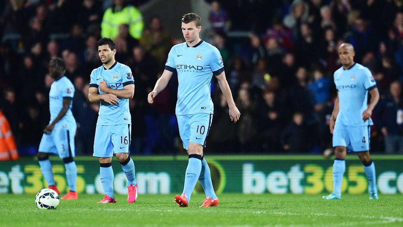 Maneul Pellegrini 'never concerned' about his job despite Manchester City's latest defeat
