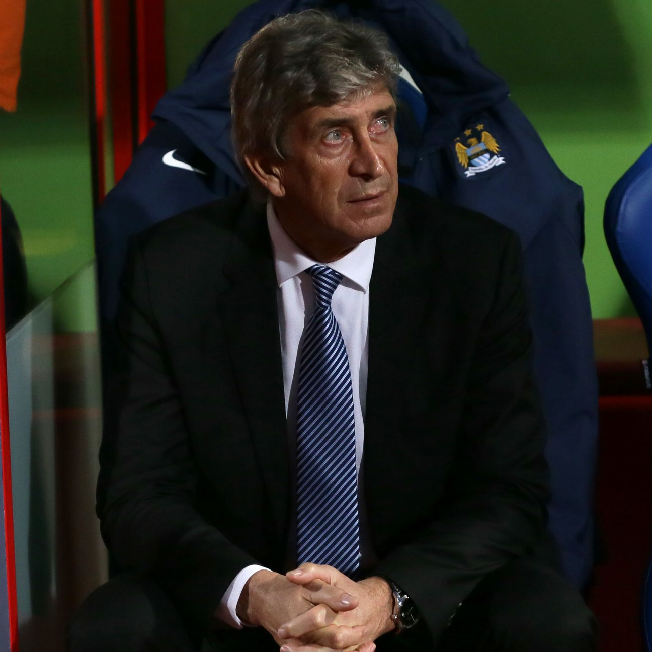 Manuel Pellegrini and Manchester City cannot afford to sit on the sidelines and watch the transfer window pass by.