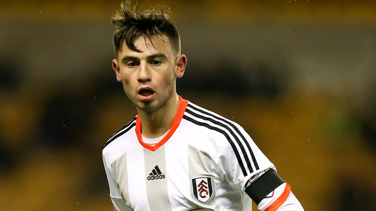 Patrick Roberts helped Fulham reach the final of the 2014 FA Youth Cup.