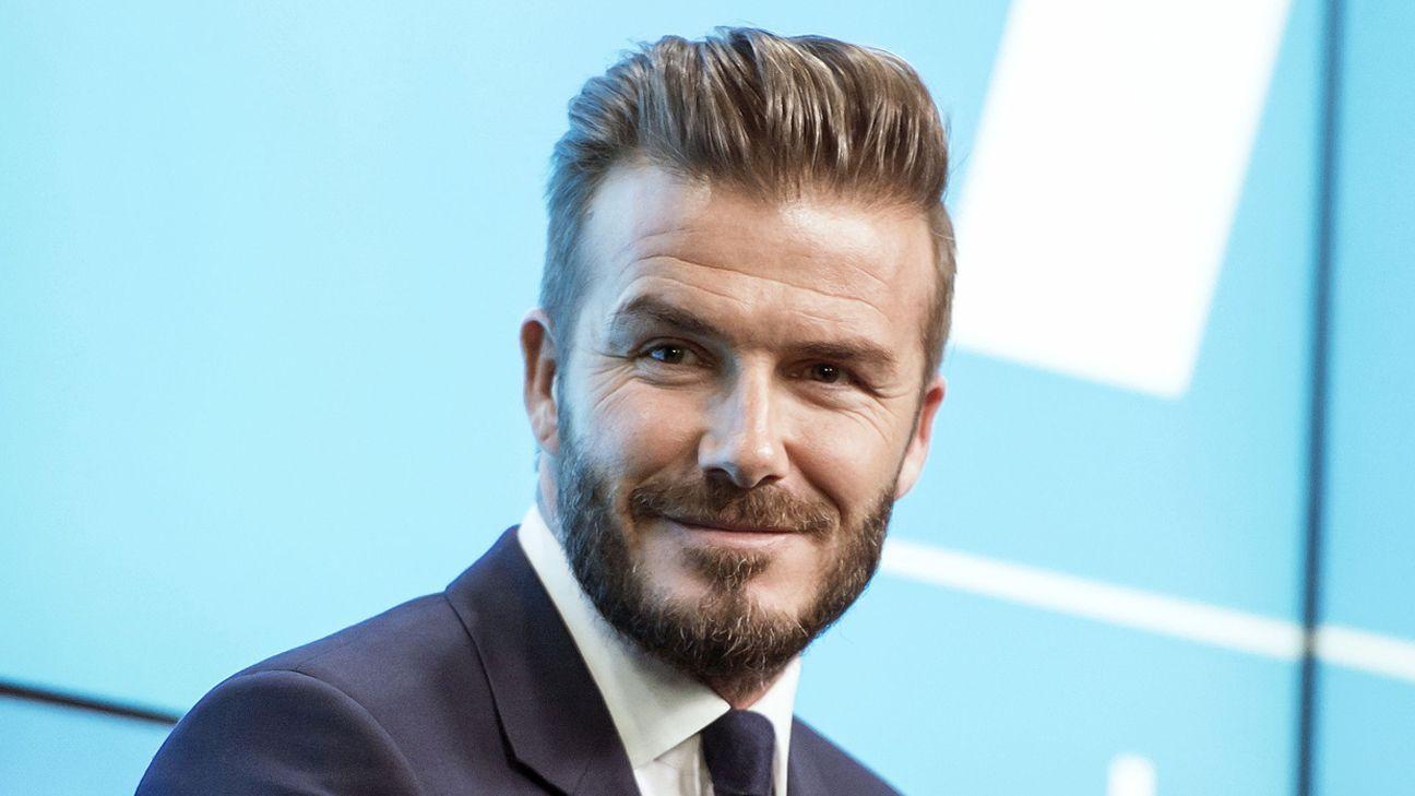 David Beckham Responds To James Bond Rumours  ESPN FC
