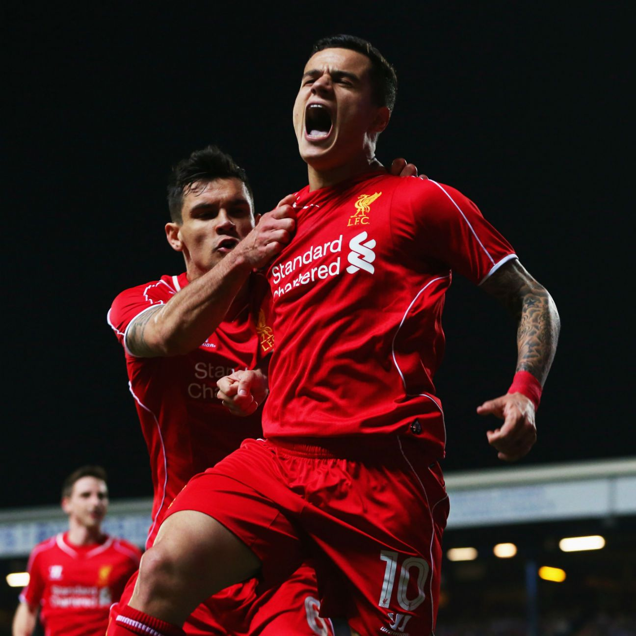 Philippe Coutinho repeated his fourth-round FA Cup heroics at Bolton with the match-winner on Wednesday at Blackburn.