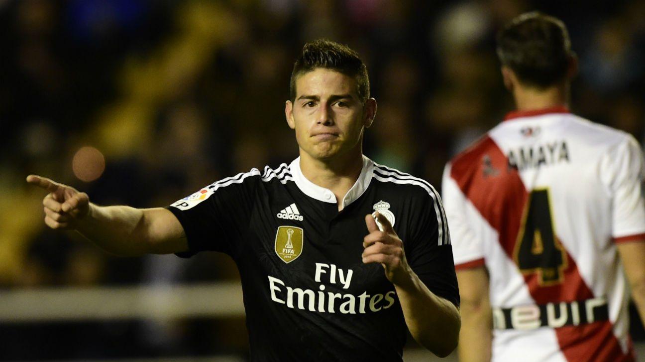 James stars, Suarez eclipses Neymar: Five things we learned in La Liga