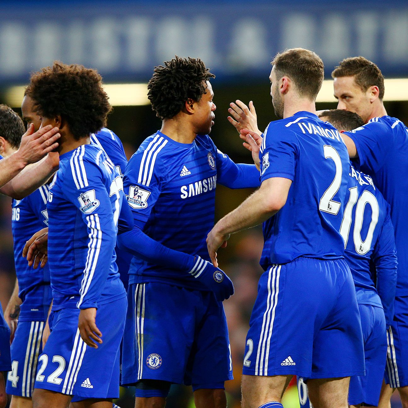 After weeks of playing teams outside the top five, Chelsea will get a crack at their nearest rivals before the end of April.