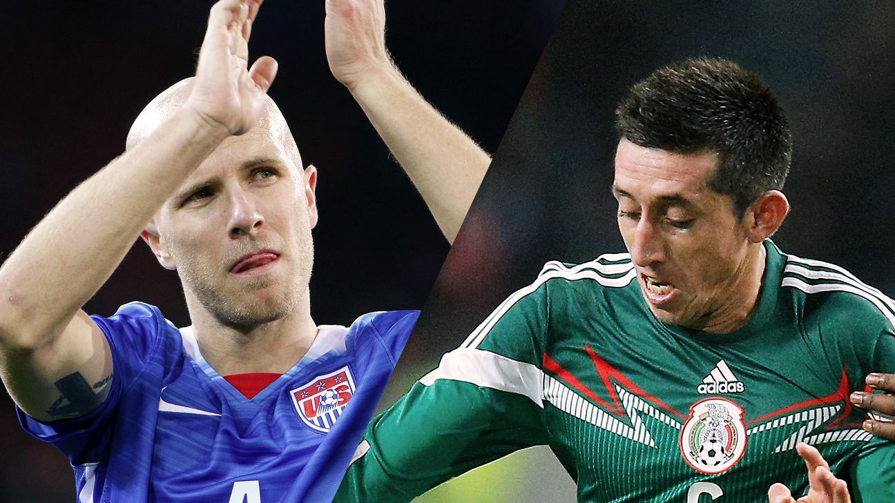 Are Michael Bradley and the U.S. or Hector Herrera and Mexico the Gold Cup favorites?