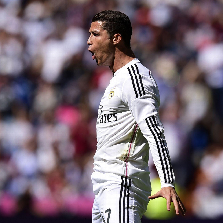 Javier Hernandez Real Madrid: Cristiano Ronaldo And Javier Hernandez Score In Real