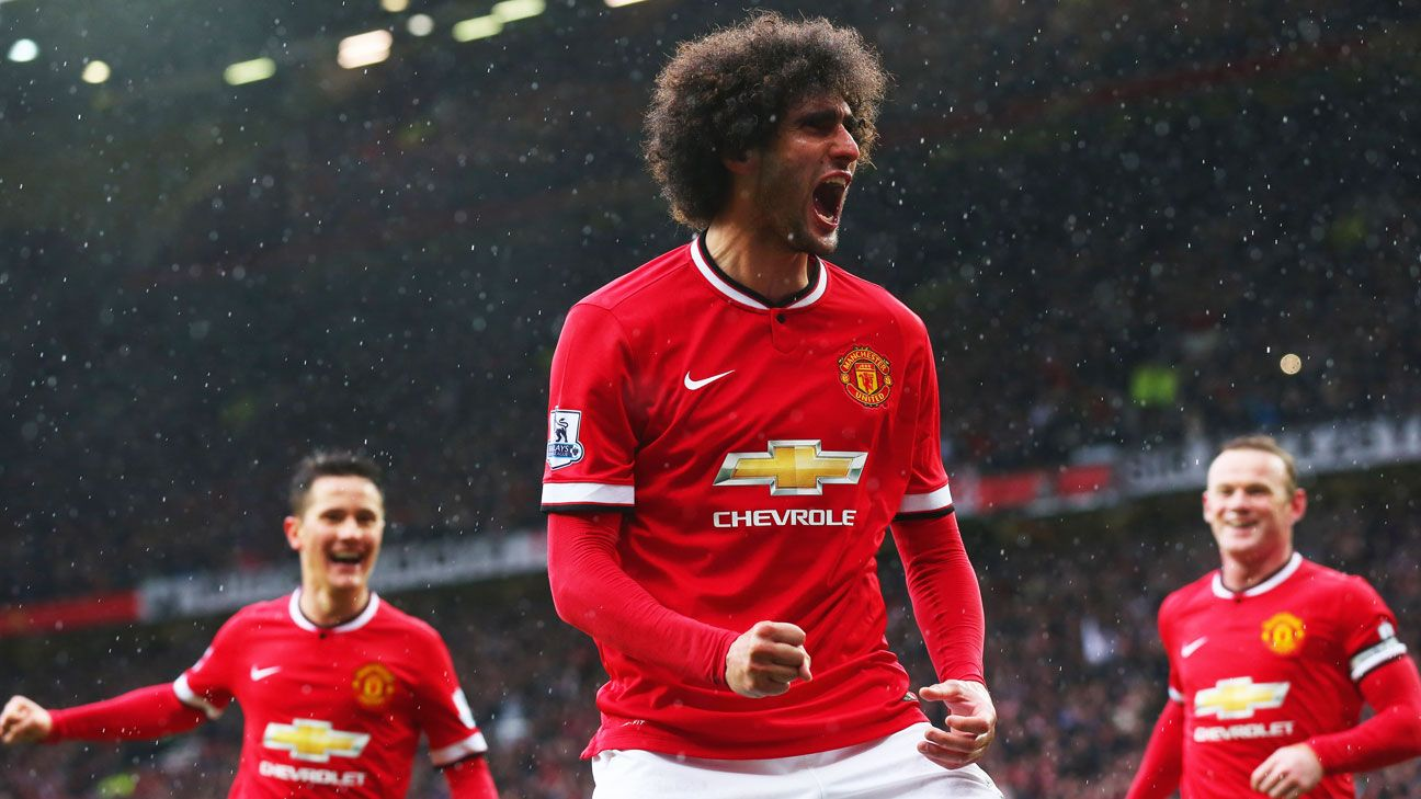 Marouane Fellaini thought he would leave Manchester United