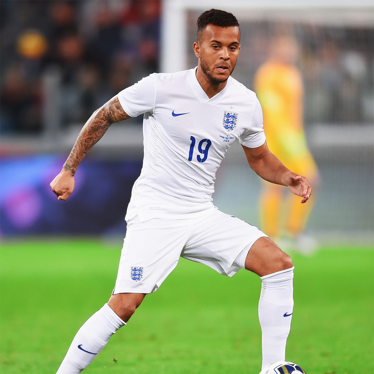 Ryan Bertrand has 16 England caps since making his debut in 2012.
