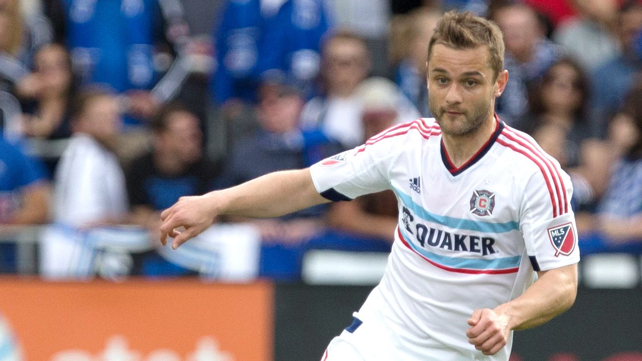 Chicago Fire midfielder Shaun Maloney tallied a goal and an assist against Toronto FC to earn MLS Player of the Week honors.