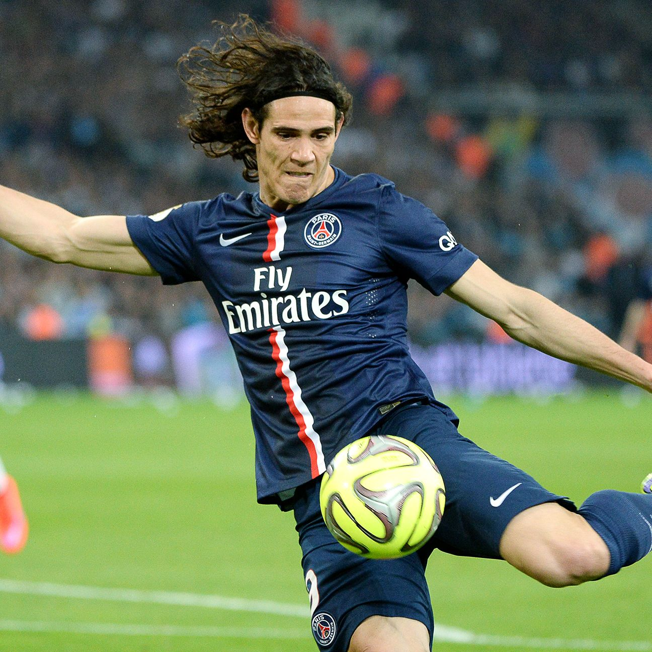 Edinson Cavani will be looking to add to his Ligue 1 season total of 16 goals when PSG face Montpellier.