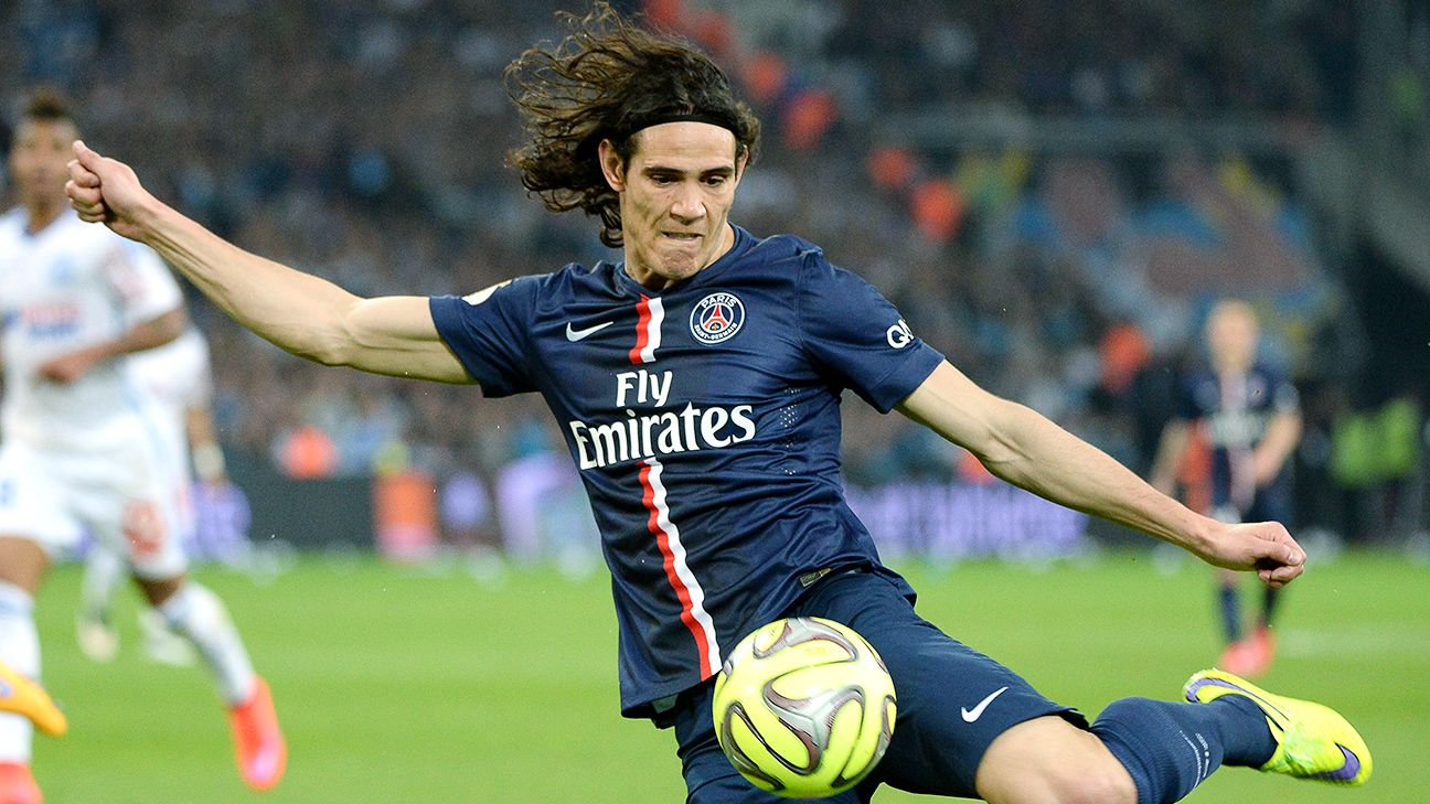 Edinson Cavani bids will be ignored by Paris Saint-Germain - club president