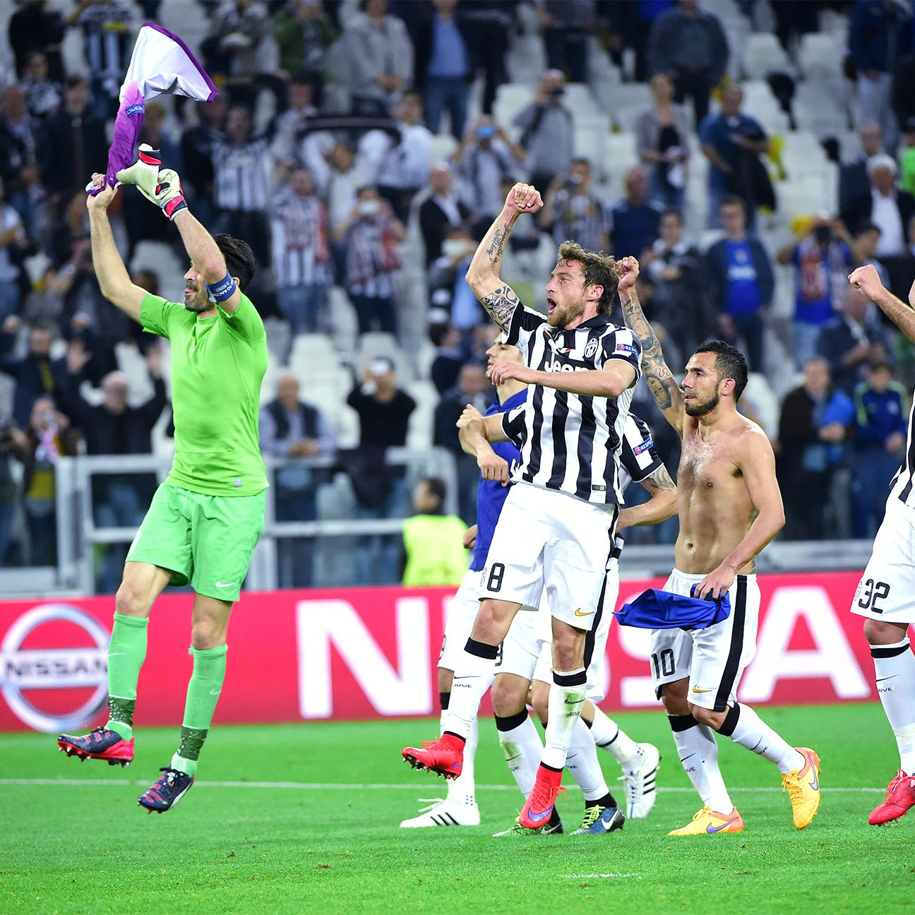 Juventus' improvement over the course of the 90 minutes helped them secure the 1-0 win over Monaco.