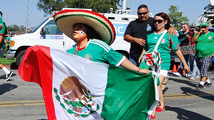 There is a unique spirit in the passion displayed by Mexican-Americans while they watch their beloved <i>El Tri</i>, especially at matches in the United States.