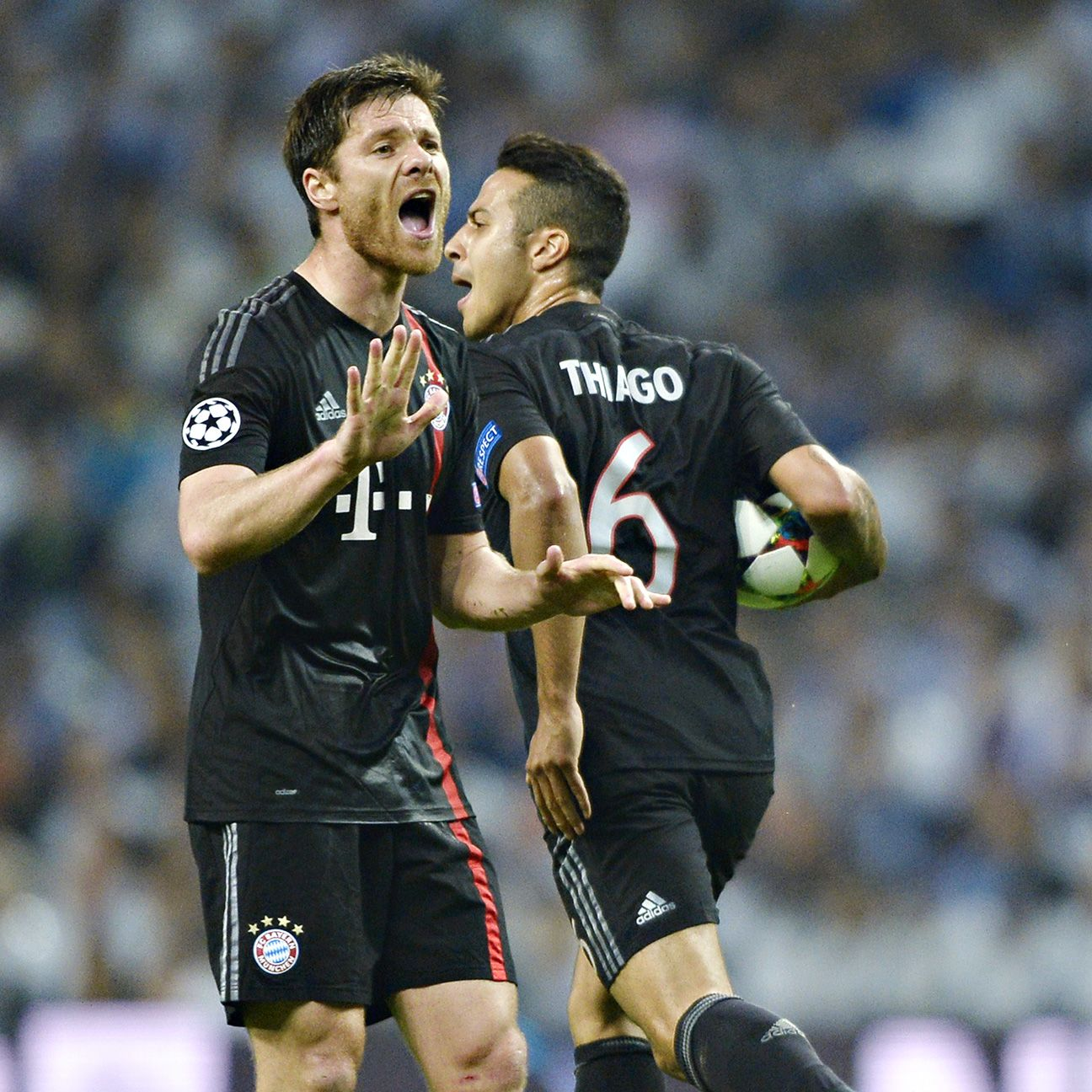 Xabi Alonso and Bayern have left themselves plenty of work to do in next week's second leg in Germany.