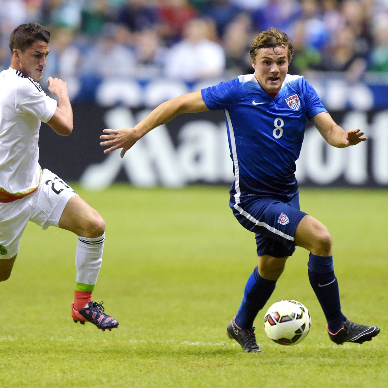 Will 20-year-old forward Jordan Morris be a part of the USMNT's Gold Cup roster?