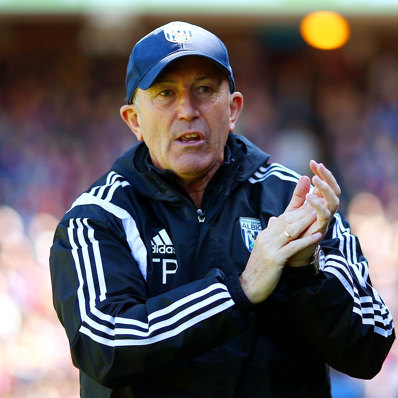 Tony Pulis' return to Selhurst Park was a triumphant one.