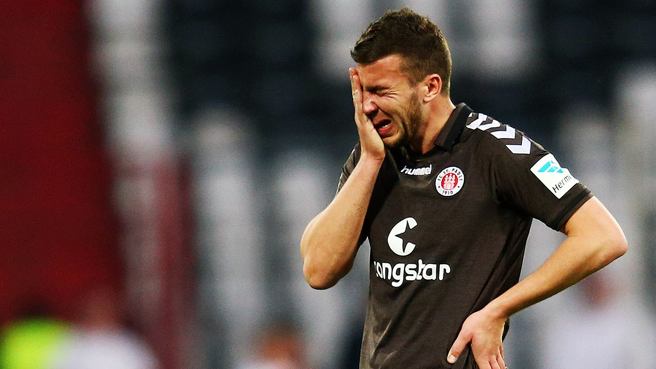 The experience of a crushing defeat is all part of the territory when it comes to St. Pauli.
