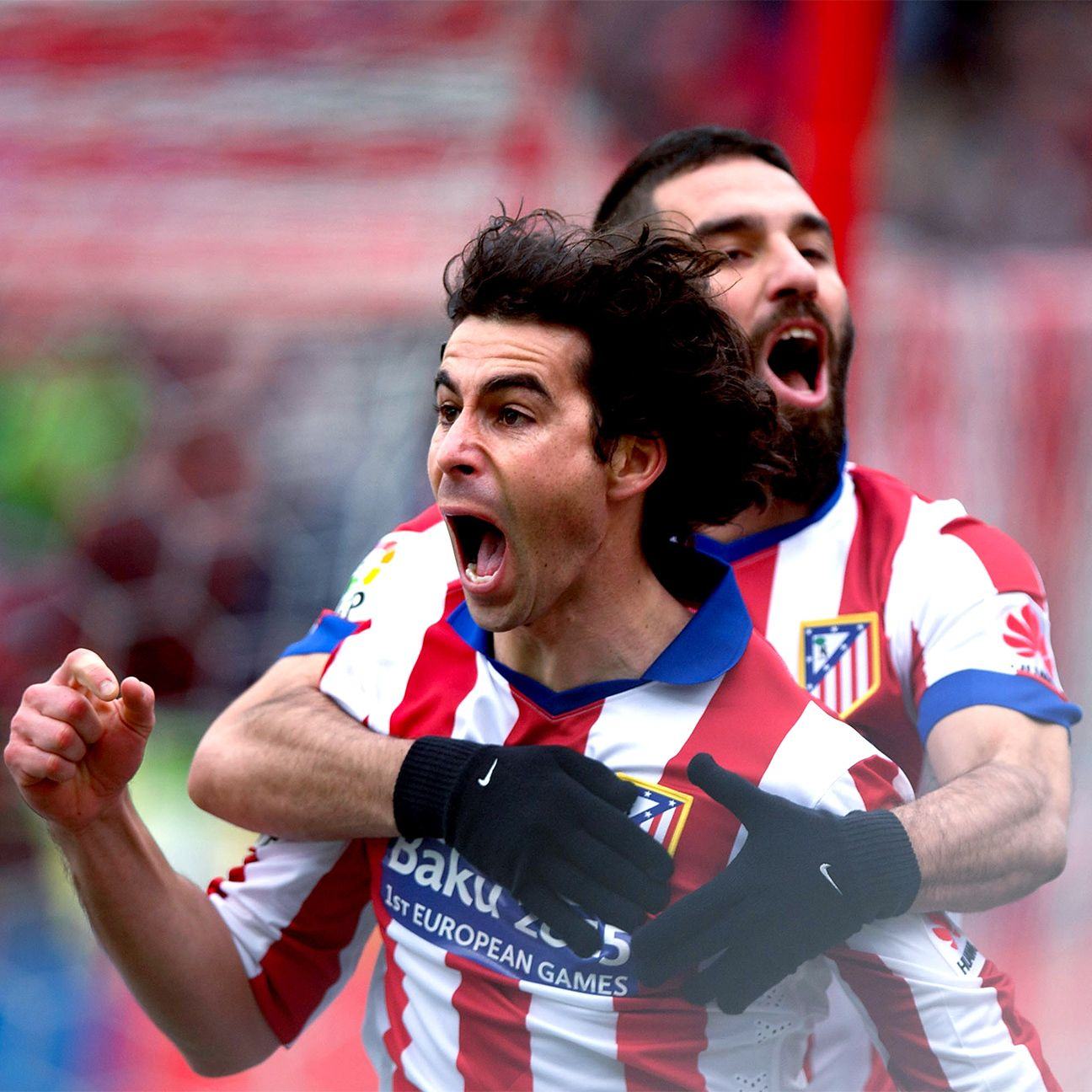 Tiago and the Atletico midfield will be looking to overrun their Real counterparts in Tuesday's UCL quarterfinal second leg, just like they did in their 4-0 win over Los Blancos earlier this season.