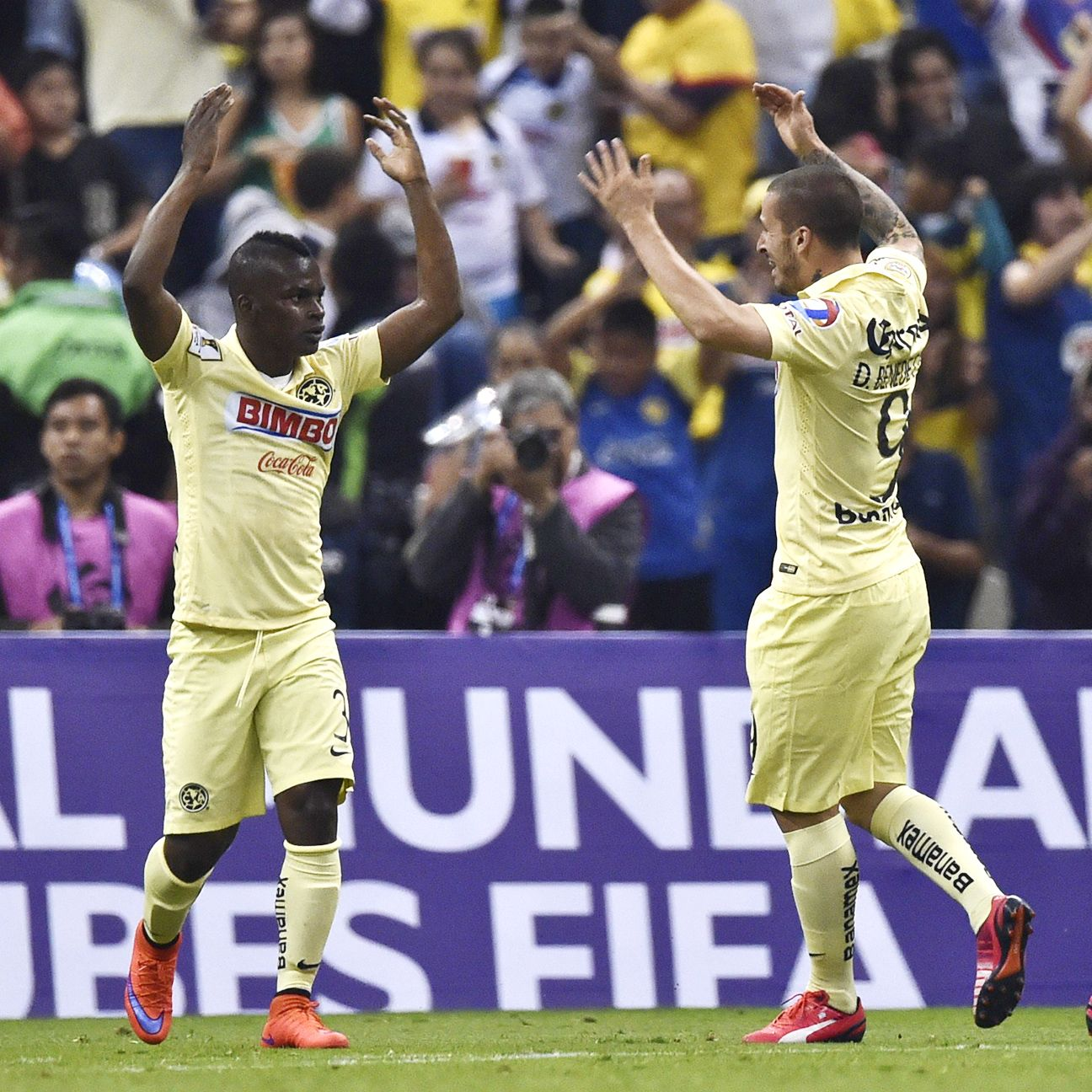Club America would like nothing better than to replicate their 6-0 hammering of Herediano when they meet Montreal in the CONCACAF Champions League final first leg.