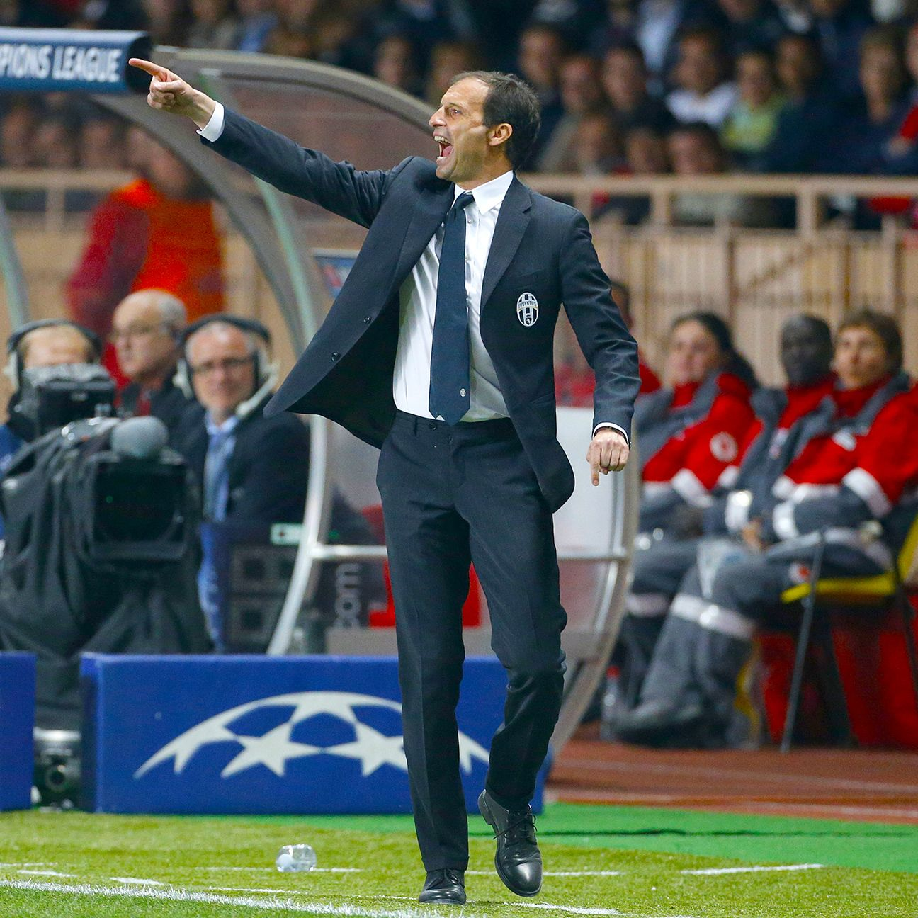 Even with Serie A clinched, Massimiliano Allegri's Juventus will still be out to take all three points against rivals Inter.