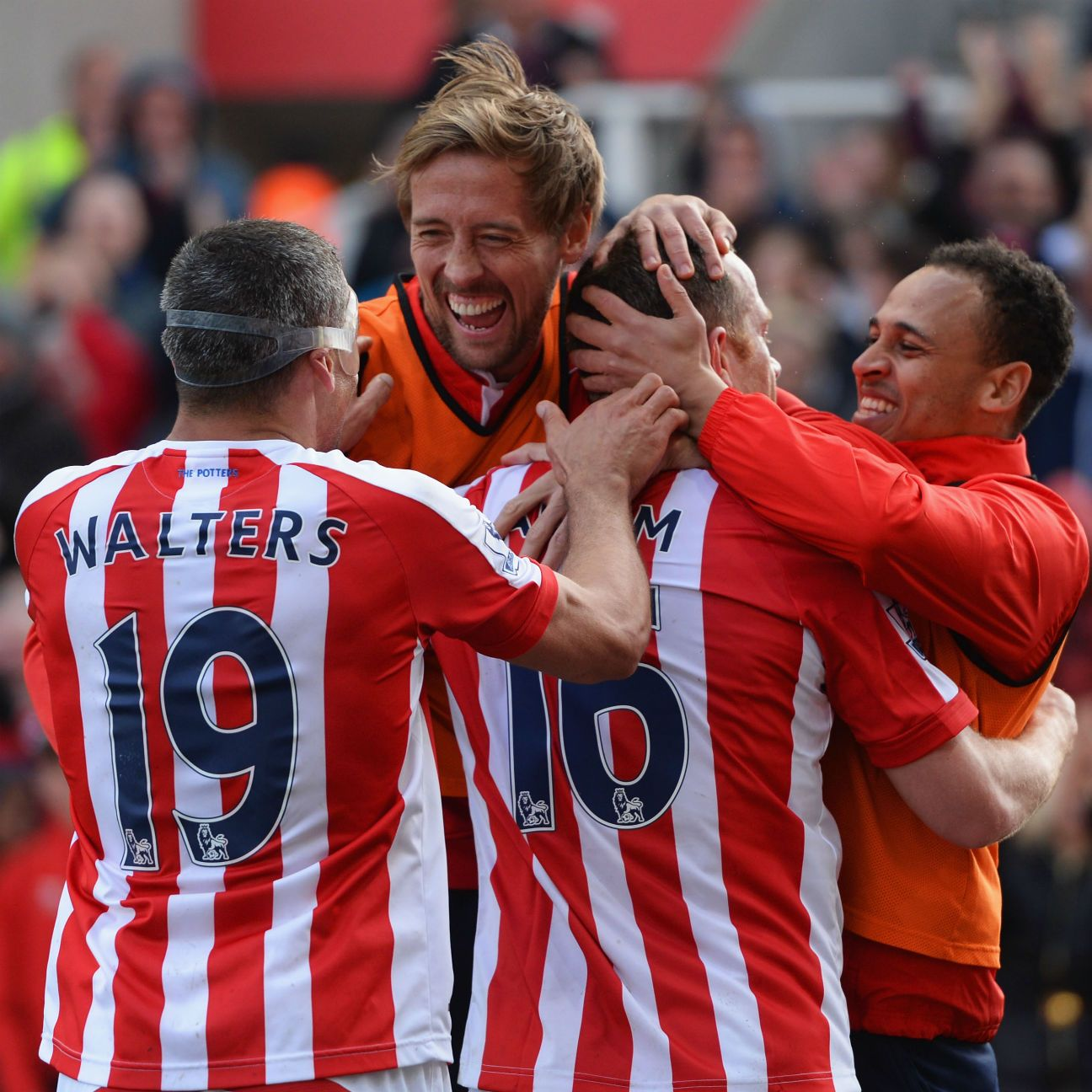 After Sunday, the good times at Stoke will be put on hold until August.