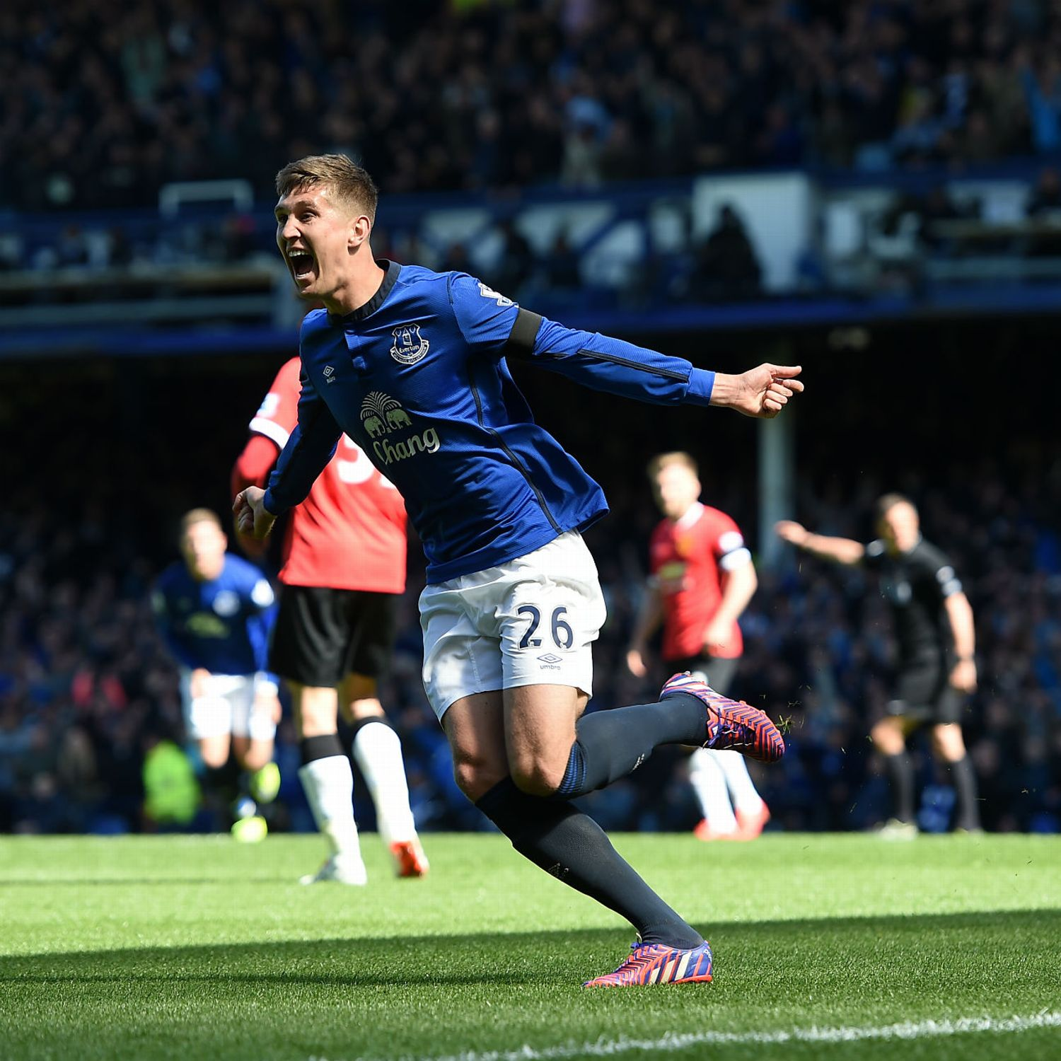 Epl Matches Live On Rcti Indonesia Tv Channel: Everton Ease Past Manchester United