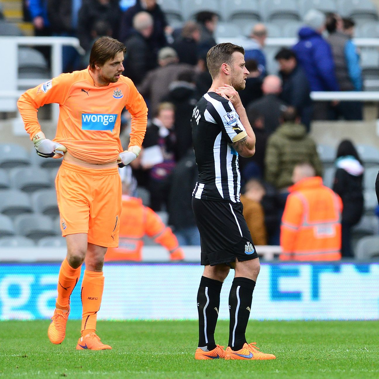 Newcastle have not earned a single point from a match since February.