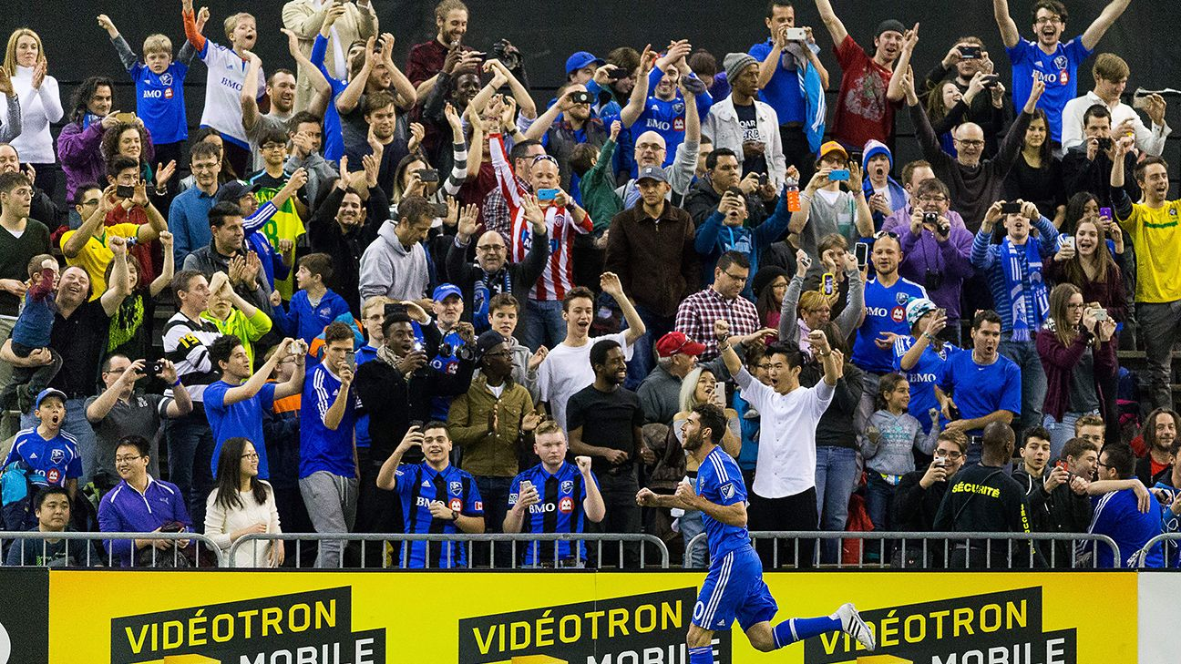 The Montreal Impact aren't fazed by massive CCL task vs. Club America