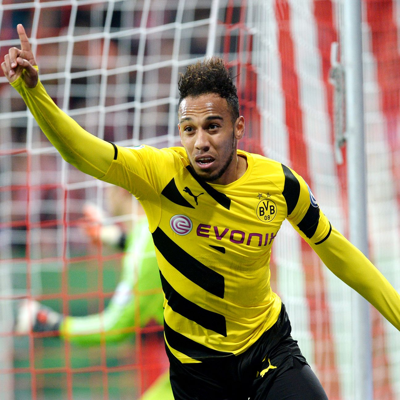 Pierre-Emerick Aubemeyang's equaliser silenced the Allianz Arena and breathed new life into Dortmund.