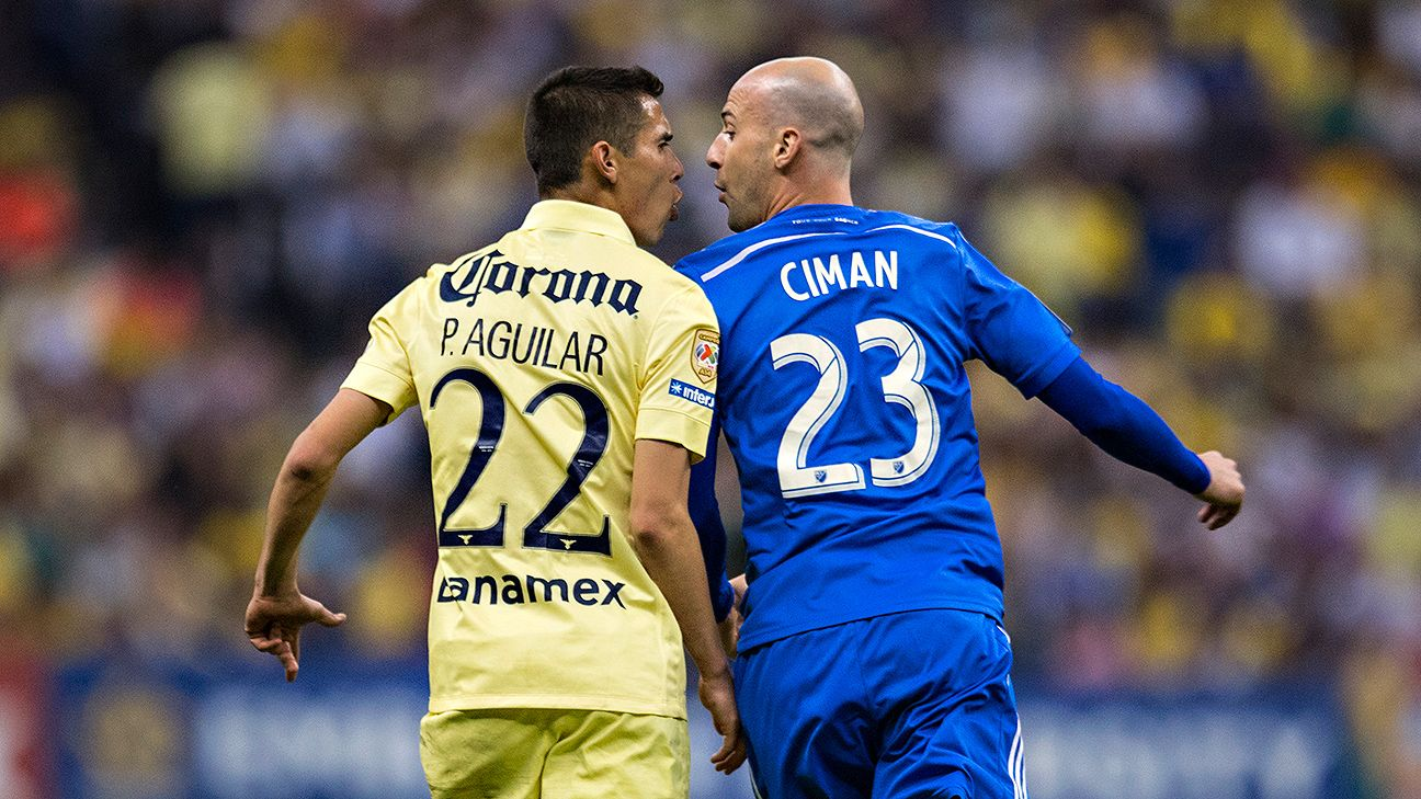 Paul Aguilar and Club America don't plan on yielding Liga MX's CONCACAF Champions League reign without a fight.