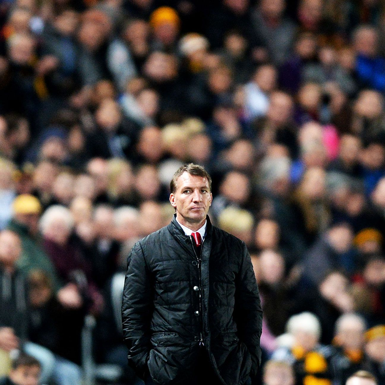 Liverpool boss Brendan Rodgers will be looking to secure a second straight top-five finish.
