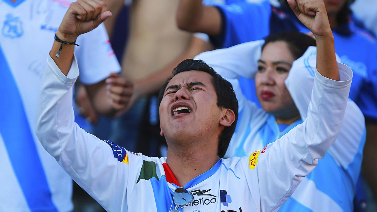 Puebla fans could find their club relegated to Ascenso MX as early as this weekend.