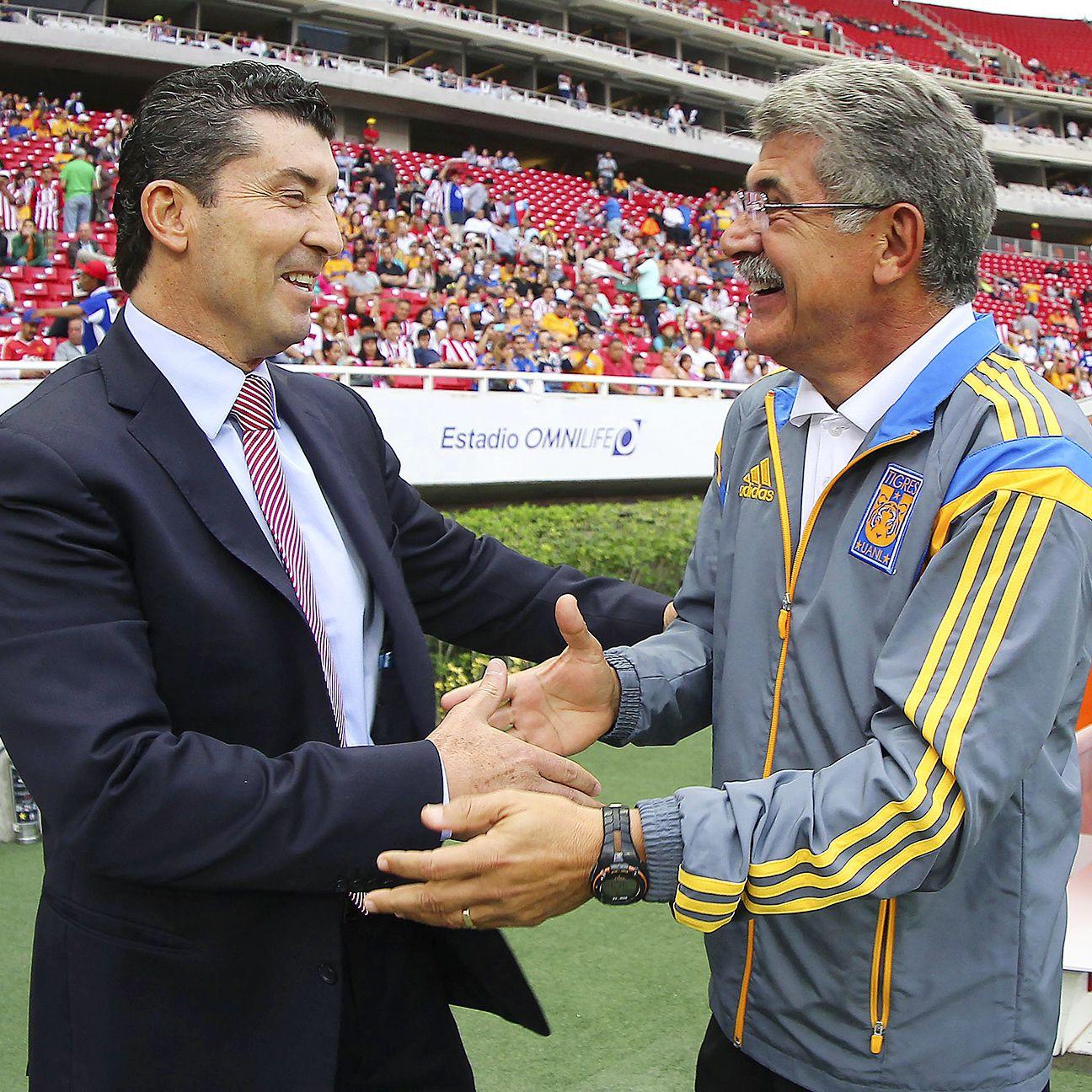 Chivas boss Jose Manuel