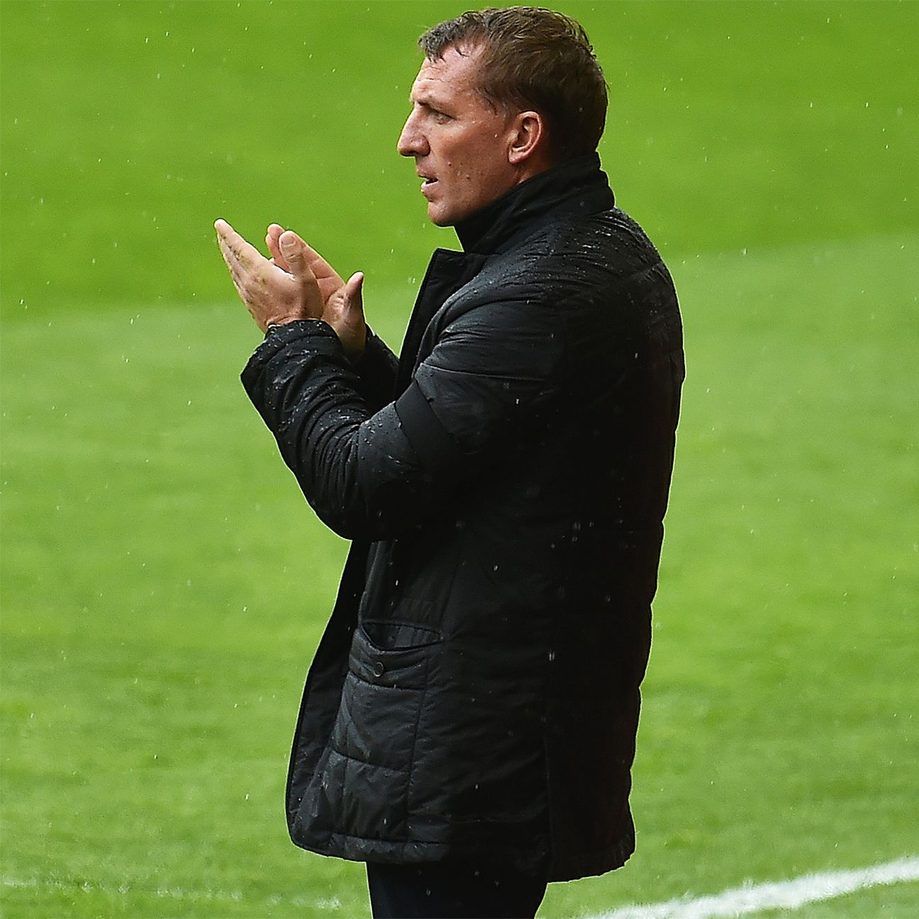 Saturday's victory was the first for Brendan Rodgers' Liverpool since April 13.