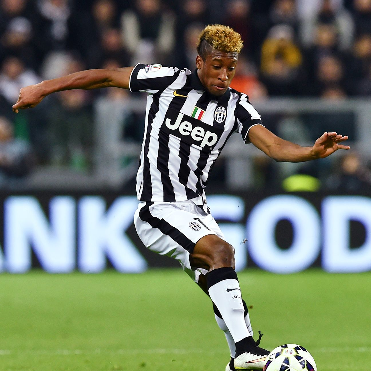 Kingsley Coman thrived in his first season at Juventus after transferring from PSG.
