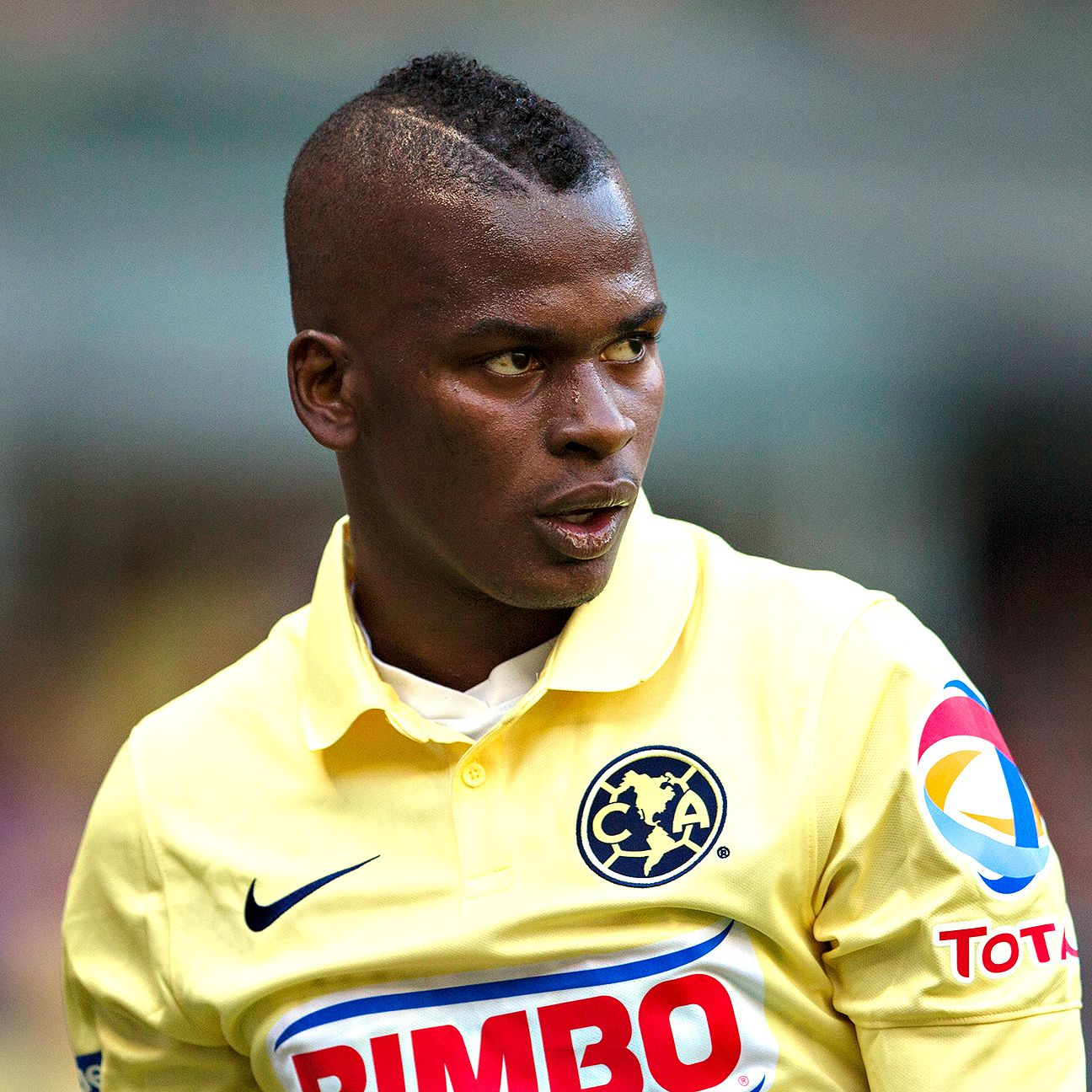 Darwin Quintero's pace gives Club America another dimension in attack.