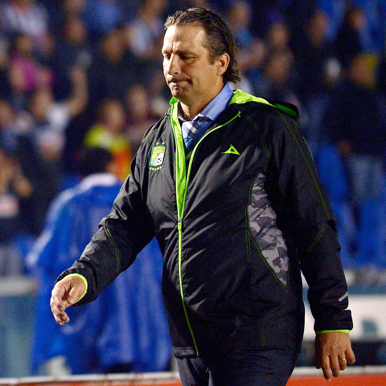 There is widespread speculation that Juan Antonio Pizzi will leave Leon for the Chilean national team job.